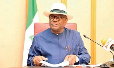 Don't use COVID-19 as excuse not to invest in infrastructure – Wike tells govs