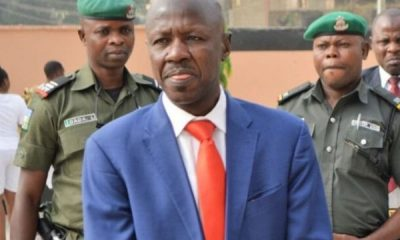 EFCCIt came as a shock – Magu reacts to appointment of Bawa