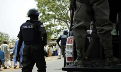 Lagos police arrests four OPC members for allegedly stabbing man to death