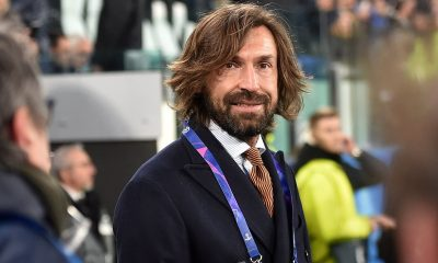 Napoli vs Juventus Pirlo's squad for Serie A clash confirmed