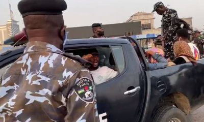 Stakeholders, rights groups fume over arrest of EndSARS protesters