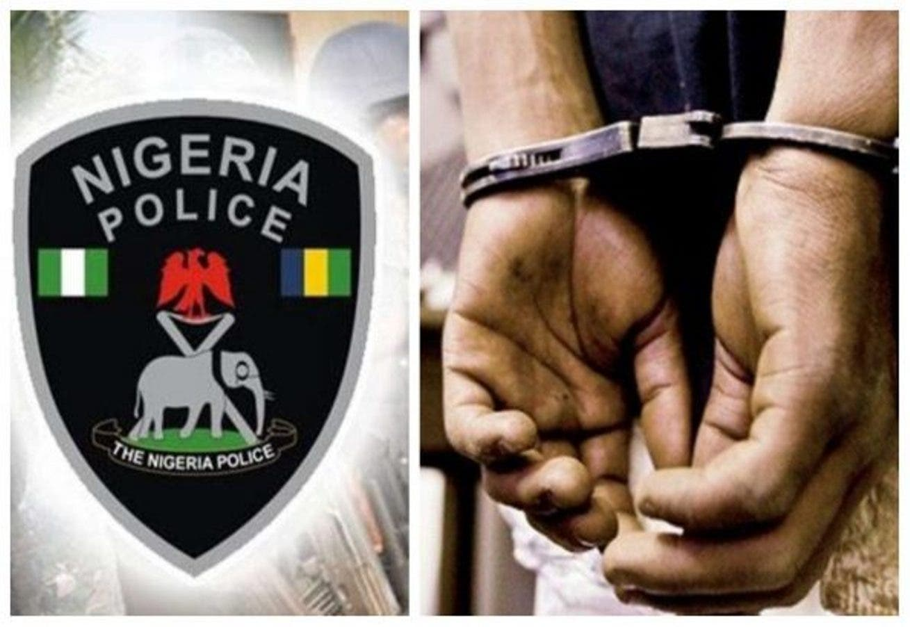 Police arrest two robbery suspects, recover 150 live cartridges, others in Delta