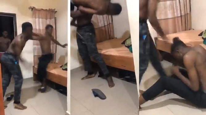babcock-student-beats-a-younger-student-because-of-slippers-video