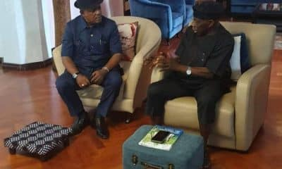 Obasanjo Visited Afghanistan To Resolve Its Crisis – PDP Chairman, Secondus Makes Empty Claims To Seek Ex-President's 'Blessings'
