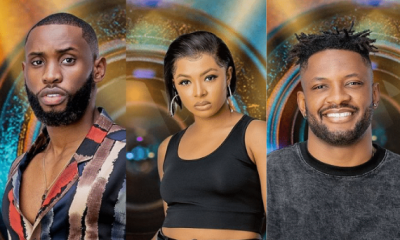 BBNaija 2021 housemate Emmanuel emerged as the ultimate veto holder. This means he's exempted from eviction this week. Biggie instructed him to select his head of house to enjoy regular benefits associated with the position. Nigerian Actress VOWS to Give BBNaija WhiteMoney Her Virginity and 90 Million Naira (WATCH VIDEO) The head of house and deputy also get immunity for the week. Emmanuel chose Liquorose as head of house and Cross as deputy head of house. BBNaija Emmanuel This means Liquorose, Emmanuel and Cross have escaped eviction this week and crossed into the finals.