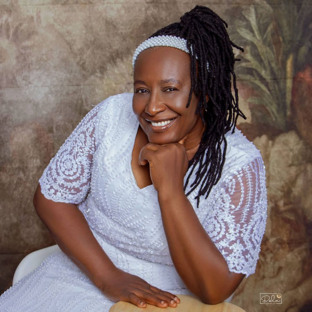Patience Ozokwo at 63