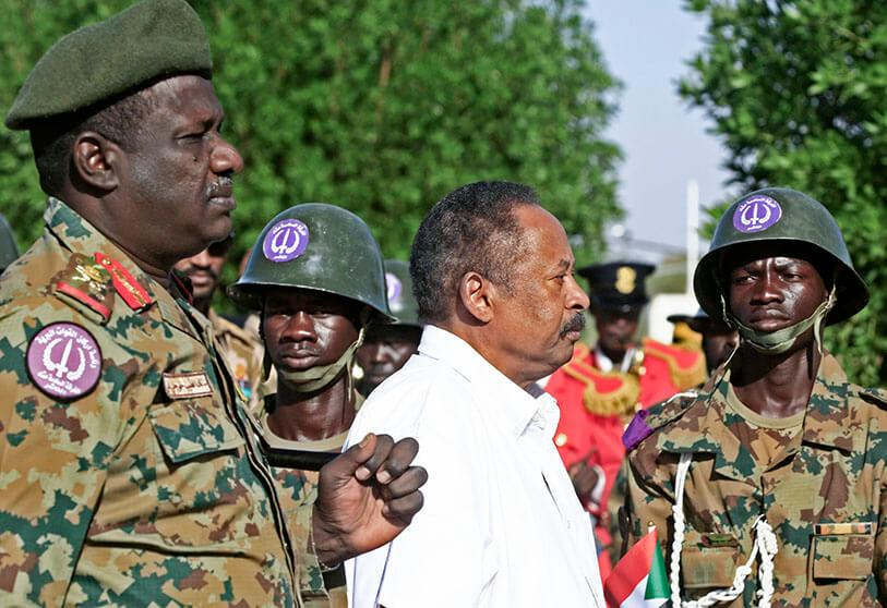 40 Officers, 18 Soldiers, 2 Civilians Arrested Over Coup Attempt In Sudan
