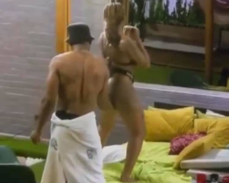 Angel and other housemates carrying out sensual acts surfaces