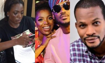 Actor Uche Maduagwu Delares His Support For Annie Idibia
