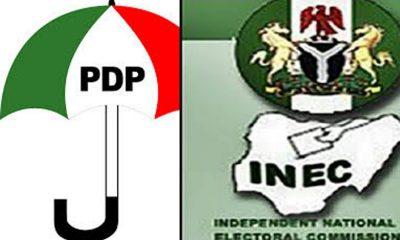 Anambra Election - PDP Condemns The Move On Storage Of Electoral Materials In Imo