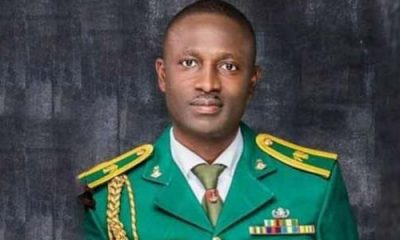 Army Says It Has Rescued Abducted Major Christopher Datong