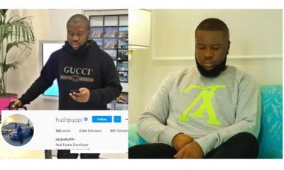 Instagram says Hushpuppi can continue using his account