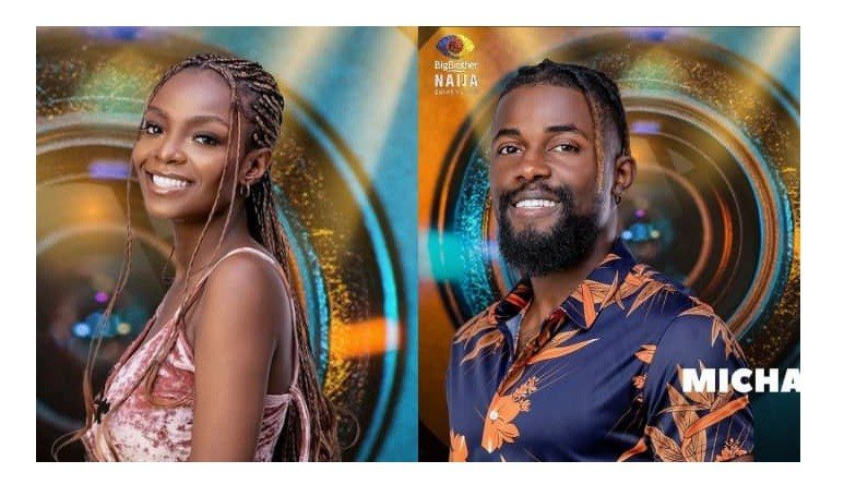 Michael and Peace Evicted From Big Brother Naija Show