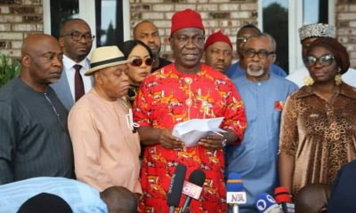 National Assembly South-East Caucus Set To Meet With Nigerian Govt On Nnamdi Kanu
