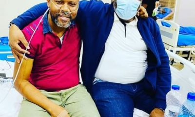 Pete Edochie's Son Spent Over N6m To Treat COVID-19