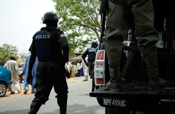Police Have Identified And Arrested An Officer Whose 'Stray Bullet' Killed An 18-Year-Old In Lagos