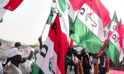 PDP Convention